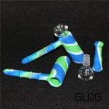 Gldg latest Smoking Silicone Bubbler