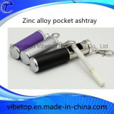 Wholesale Creative Zinc Alloy Pocket Ashtray (PA-01)