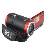 Sx05 HD Camcorder 16m Pixels 16X Digital Zoom 720p Travel Camera Mini DV Dis Gift Red