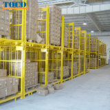 Durable Metal Plywood Customized Stacking Post Pallet with Mesh Wall