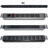 19 Inch IEC Type Universal Socket Network Cabinet and Rack PDU (2)