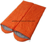Wholesale Single Sleeping Bag Camping/Outdoor Sleeping Bag Warm Sleep