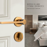 Quiet Door Locks for Modern, Minimalist Bedrooms