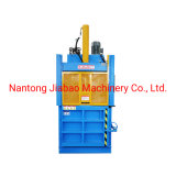 Jewel Brand Hot Sale Vertical Hydraulic Press Best Price Baling Machine Packing Waste Paper/Plastic Film/Carton/Corrugated Box/Cardboard/Paperboard Recycling