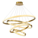 Acrylic Ring Pendant Light Modern Light Chandelier Pendant Lamp