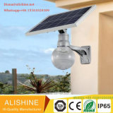 9W Solar Products Garden Light LED Street Lamp with Mono Solar Panel