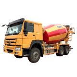 HOWO Concrete Mixer Truck Truck 6X4 Concrete Mixing Truck