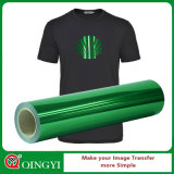 Qingyi Fantasitc Metallic Heat Press Transfer for T-Shirt