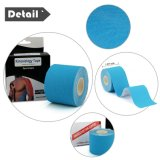 Kinesiology Athletic Sports Tape Waterproof for Knee Shoulder and Muscle Injury Prevention