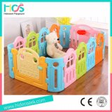 Indoor Plastic Baby Playpen (HBS17033A)