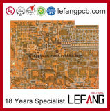 Multilayer Enig Gold Industrial Control Motherboard PCB Electronics Circuit Board