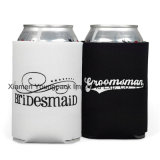 Wholesale Promotional Personalized Custom Printed Insulated Collapsible Koozie Neoprene Beer Can Cooler Sleeves