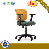 Attractive Design Plastic Lumbar Support Traditional Swivel Staff Fabric Chair