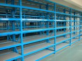 Medium Duty Warehouse Storage Panel Rack