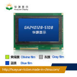 Graphic 3.3V Factory Pricing 240X128 LCD Module
