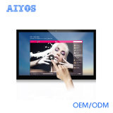 14 Inch High Quality Black Plastic TFT LCD Advertising Player