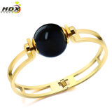 Fashion Jewelry Stainless Steel Pearl Bracelet