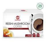 OEM Wholesale Reishi Black Coffee Lingzhi Coffee Ganoderma Coffee