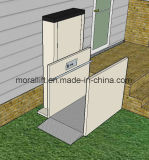 High Quality Wheelchair Lift Elevator for Home Old Man Using