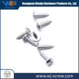 Ss Flat Tail Self -Drilling Passivation Surface Treatment Countertsunk Cross Ss Self-Tapping Screw
