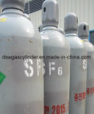 Electronic Grade Sf6 Gas Manufacture Sulfur Hexafluoride for Sale