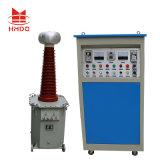 Wholesales Price AC DC Hipot 120kv Tester Oil Type Hipot Test