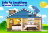 100% 48V DC Voltage by Solar Power of Air Conditioner System, DC and AC Hybrid Solar Air Conditioner