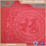 Best Price PVC Backing Carved Anti-Slip Door Mat
