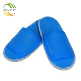 Disposable Non-Woven EVA Soles Airline Slipper with Printed Logo