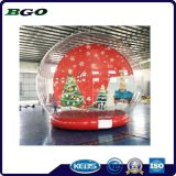 Christmas Inflatable Crystal Bubble Dome Tent