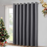 Home Textiles Polyester Dyed Simple and Fashionable Bedroom Curtains