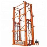 16m Garage Freight Elevator Car Cargo Lift with Fast Speed Elevator