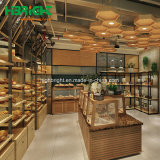 Stylish Non-Refrigerated Barkey Showcase Commercial Bread Display Cabinet