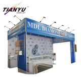 Exhibition Booth Stands Portable 3*6 Aluminum Trade Show Display Expo Platform New Design