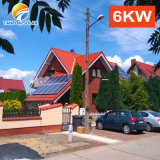 6kw off Grid Solar Panel Photovoltaic 6000W Mobile Solar System