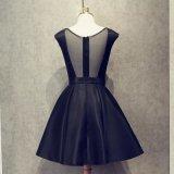 Simple Design Bow-Knot Decoration Wholesale Evening Dress