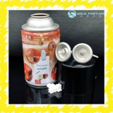 High Quality Empty Aerosol Tin Can with Valve and Actuator for Air Freshener