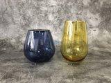 Paibee Crystal Glasses High Tumbler Whisky Glass Glass Tumbler Pink Glasses Cheap Wine Glasses