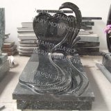 High Quality Emerald Pearl Granite Europe Stle Monument