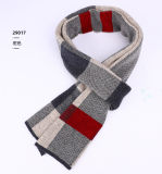 100% Winter Wool Cashmere Fashion Lady Scarf