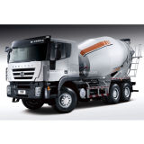 Hongyan Genlyon 6X4 340HP Self-Loading 12m3 Concrete Mixer Truck/ China Dumper Truck Cheap Sales