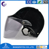 Motorcycle Helmet Spring and Summer Equestrian Helmet Knight Hat Motorcycle Helmet Men and Women Suede Horse Helmet Electric Car Four Seasons Cloth