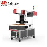 Glitter Heat Transfer Film Laser Cutter for Dust Bin/Bucket Printing