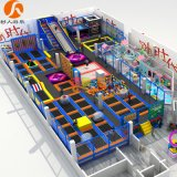 China-Made Customized Commercial Children Big Trampoline Prices of Indoor Sport Amusement Park