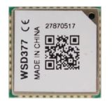 433Mbps16dBm Wsd377 Qualcomm Atheros Qca9377-3 2.4GHz/5GHz WiFi + Bluetooth 5.0 Combination Sdio USB WiFi Bluetooth Module