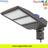 Outdoor Industry Floodlight Lighting 80W 100W 120W 150W 200W 250W 300W Photocel Adjustable LED Area Parking Lot Light Shoebox Street Light with Ik09 IP66