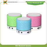 New Waterproof Mini Bluetooth Speaker with Colorful Flashing Lights