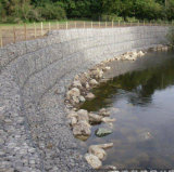 Flood Prevention Gabion Basket with High Qaulity