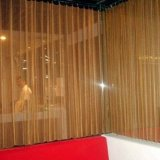 Stainless Steel Fabric Mesh/Decorative Wire Mesh Room Divider