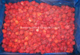 IQF Freezing Organic Strawberry in Good Quality